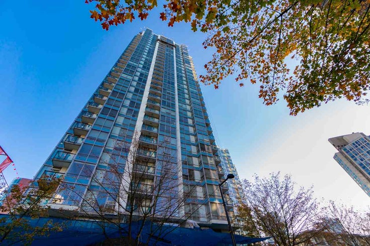 3602 928 BEATTY STREET - Yaletown Apartment/Condo for sale, 2 Bedrooms (R2541122)