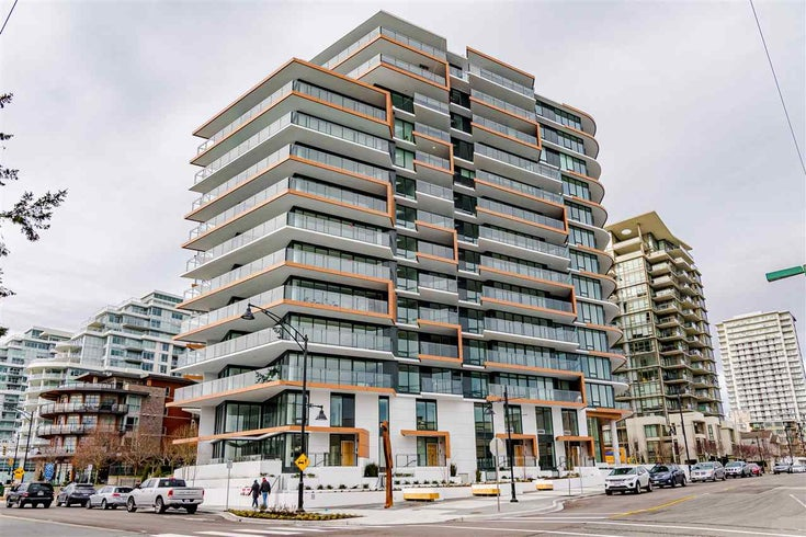 504 1439 GEORGE STREET - White Rock Apartment/Condo for sale, 2 Bedrooms (R2541153)