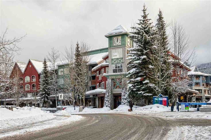 357 4314 MAIN STREET - Whistler Village Apartment/Condo for sale(R2541169)