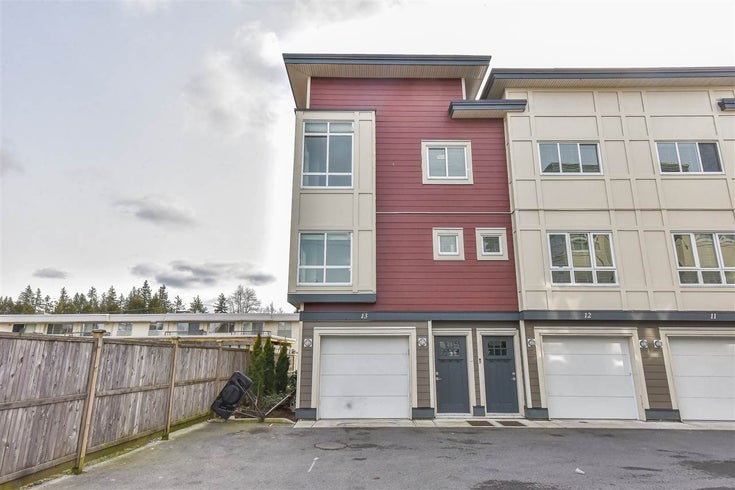 13 32138 GEORGE FERGUSON WAY - Central Abbotsford Townhouse for sale, 3 Bedrooms (R2541176)