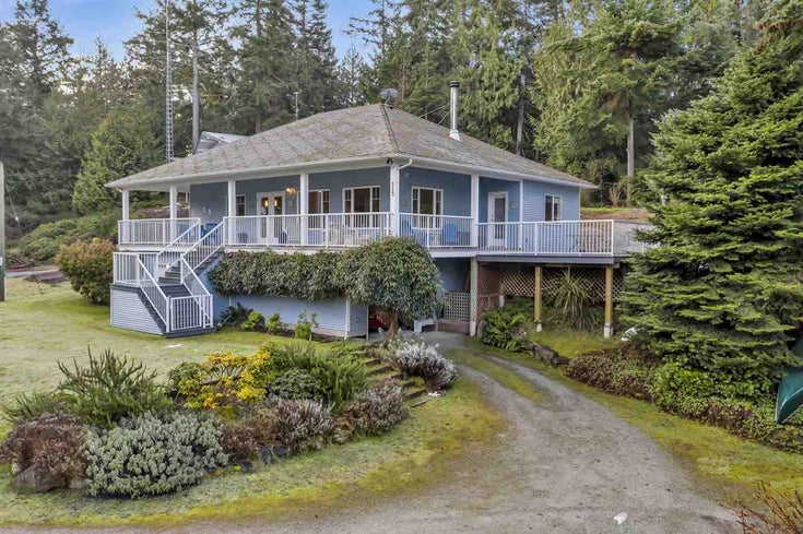512 BAYVIEW DRIVE - Mayne Island House/Single Family for sale, 2 Bedrooms (R2541178)