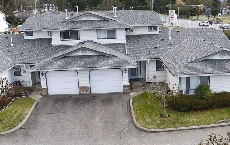 4 32165 7TH AVENUE - Mission BC Townhouse for sale, 2 Bedrooms (R2541179)