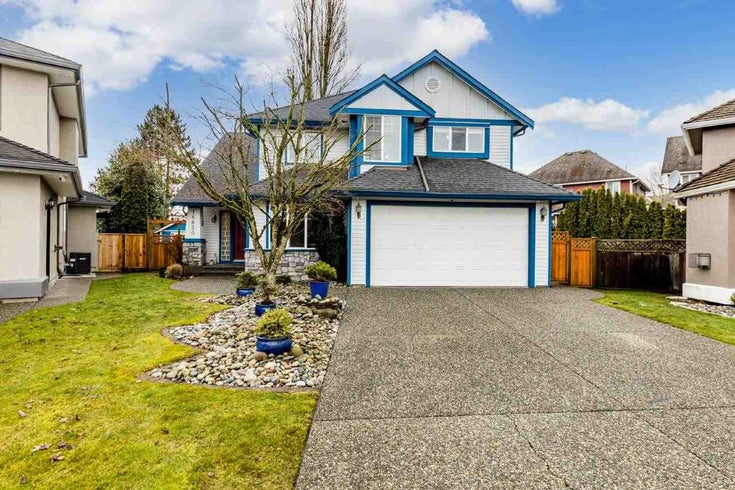 16850 60A AVENUE - Cloverdale BC House/Single Family for sale, 5 Bedrooms (R2541192)
