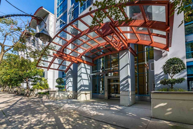306 1238 SEYMOUR STREET - Downtown VW Apartment/Condo for sale, 2 Bedrooms (R2541251)