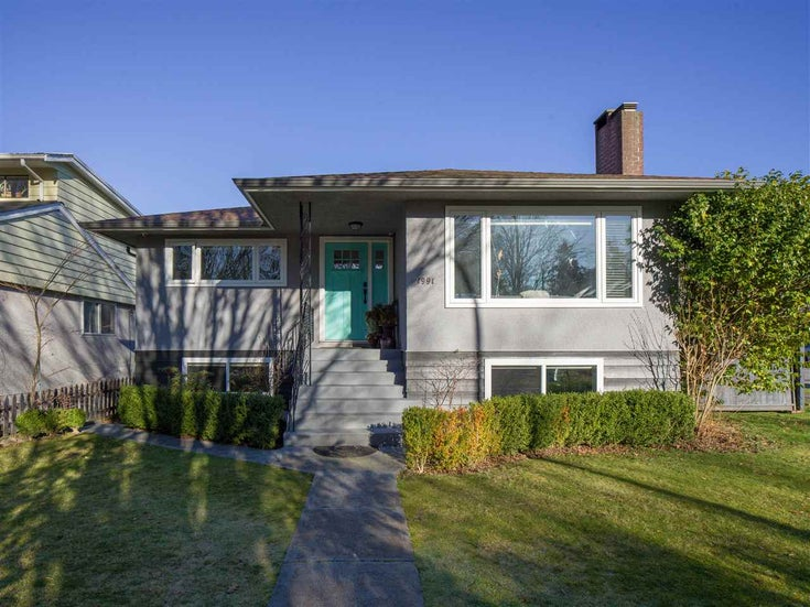 1991 E 2ND AVENUE - Grandview Woodland House/Single Family for sale, 4 Bedrooms (R2541258)