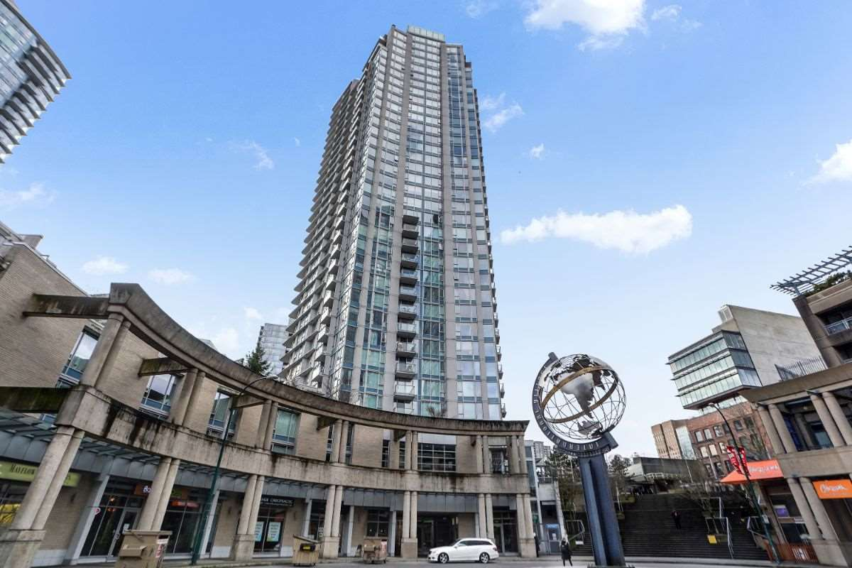 3801 188 KEEFER PLACE - Downtown VW Apartment/Condo for sale, 2 Bedrooms (R2541273)
