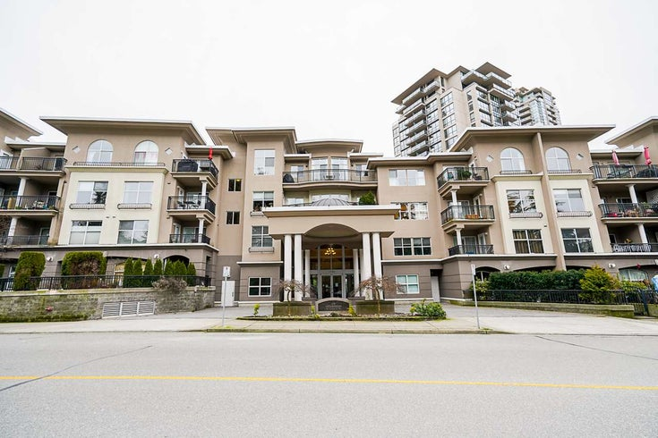 310 1185 PACIFIC STREET - North Coquitlam Apartment/Condo for sale, 2 Bedrooms (R2541287)