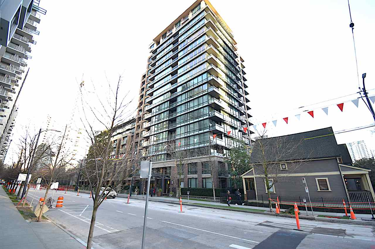1002 1088 RICHARDS STREET - Yaletown Apartment/Condo for sale, 1 Bedroom (R2541305) - #1