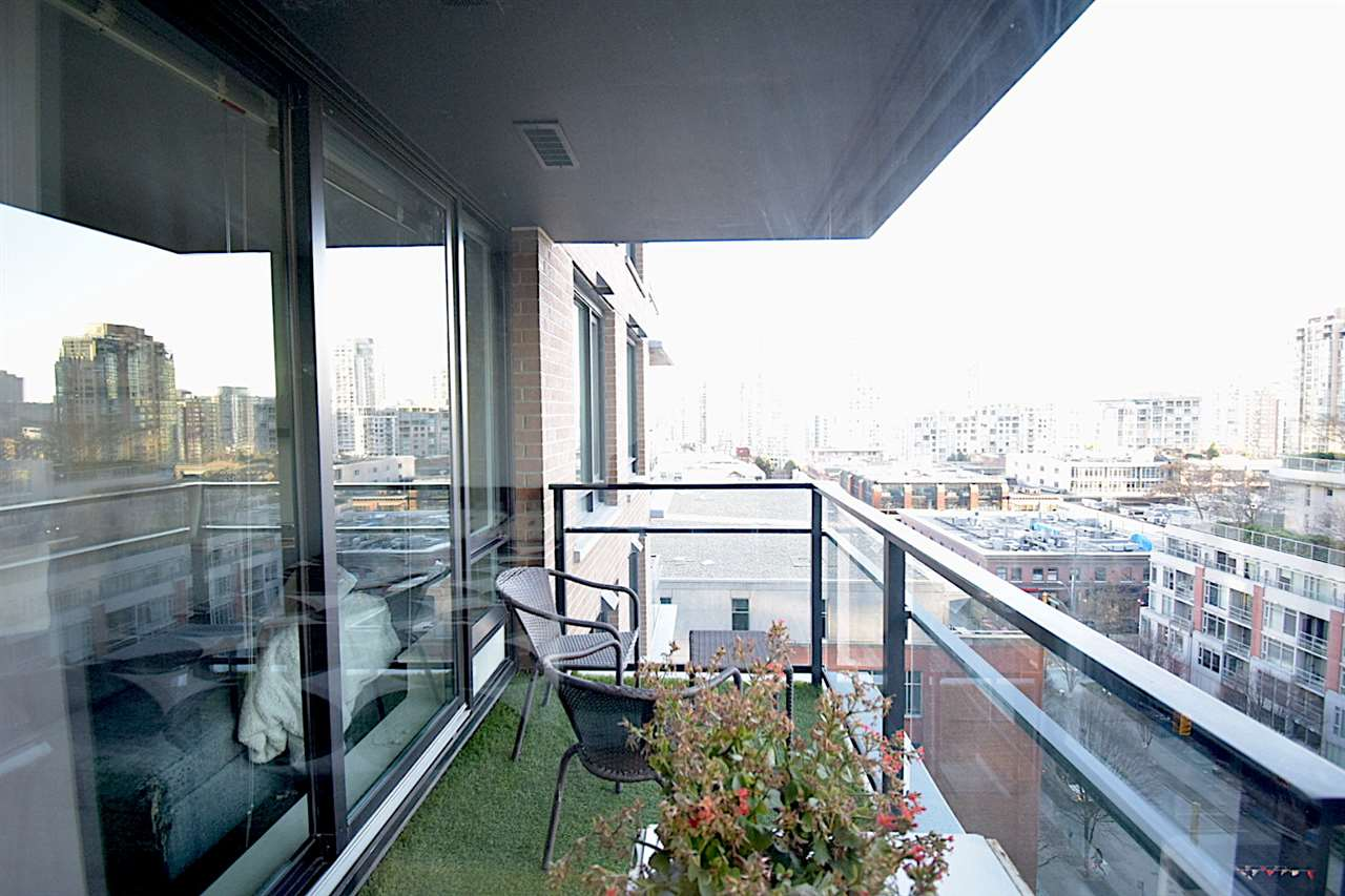 1002 1088 RICHARDS STREET - Yaletown Apartment/Condo for sale, 1 Bedroom (R2541305) - #10