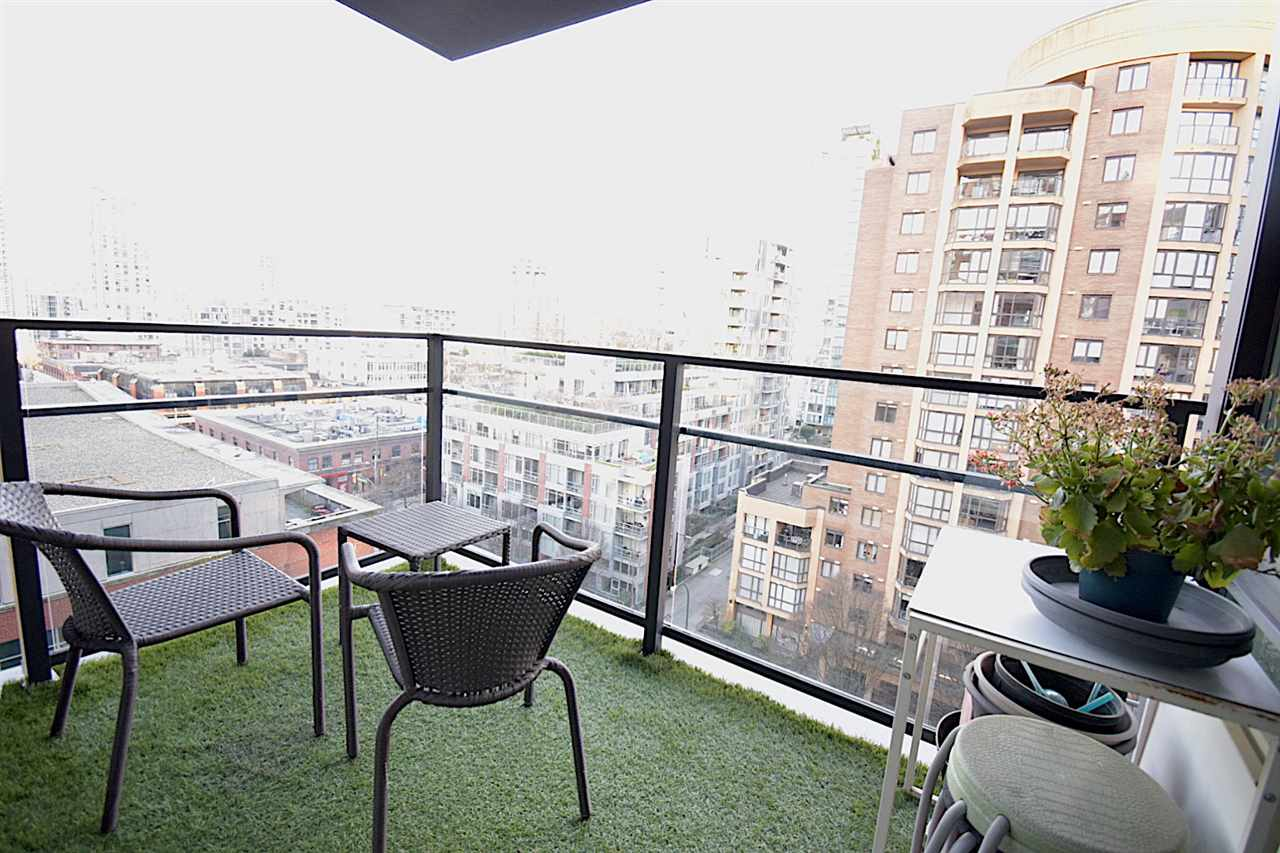 1002 1088 RICHARDS STREET - Yaletown Apartment/Condo for sale, 1 Bedroom (R2541305) - #11