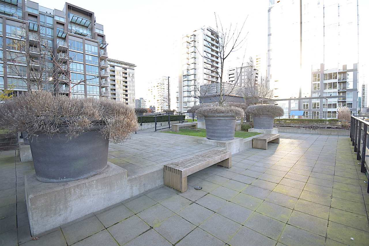 1002 1088 RICHARDS STREET - Yaletown Apartment/Condo for sale, 1 Bedroom (R2541305) - #20