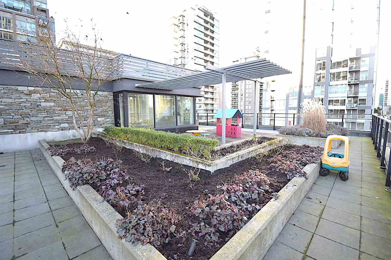 1002 1088 RICHARDS STREET - Yaletown Apartment/Condo for sale, 1 Bedroom (R2541305) - #21