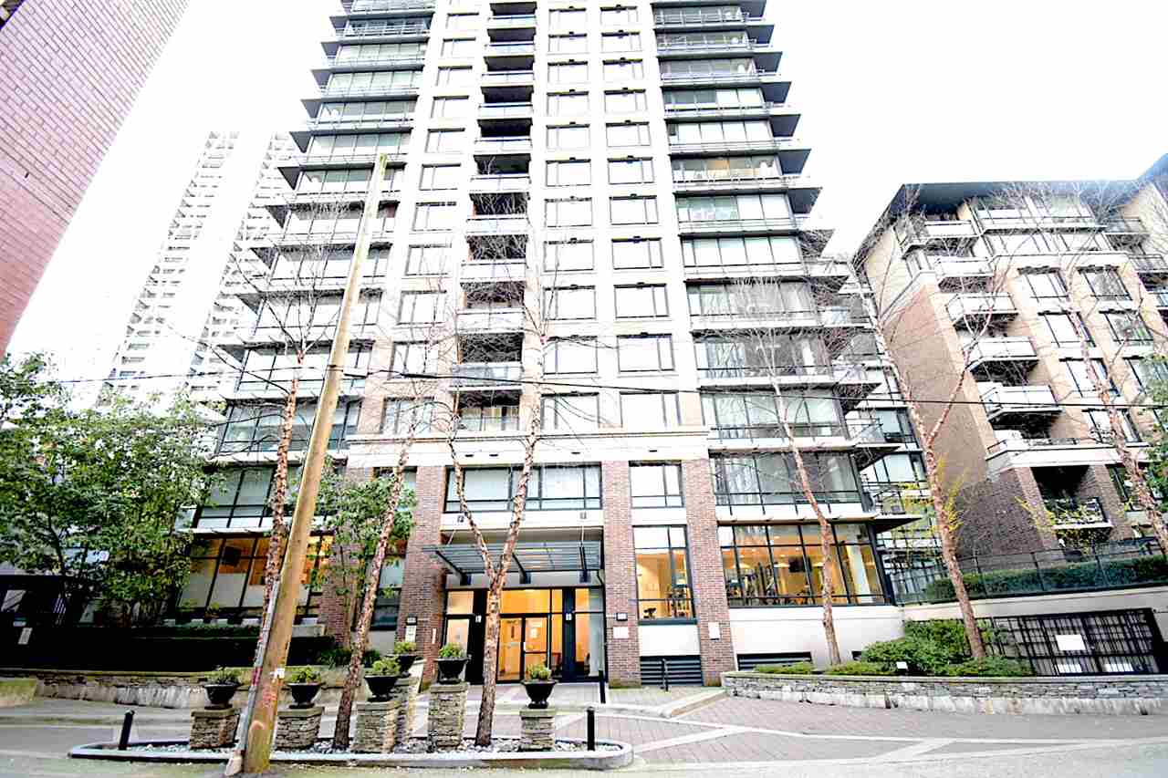 1002 1088 RICHARDS STREET - Yaletown Apartment/Condo for sale, 1 Bedroom (R2541305) - #23