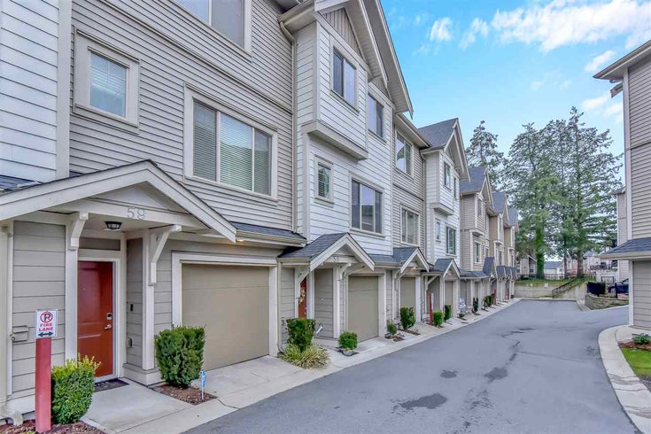 59 19097 64 AVENUE - Cloverdale BC Townhouse for sale, 3 Bedrooms (R2541308)