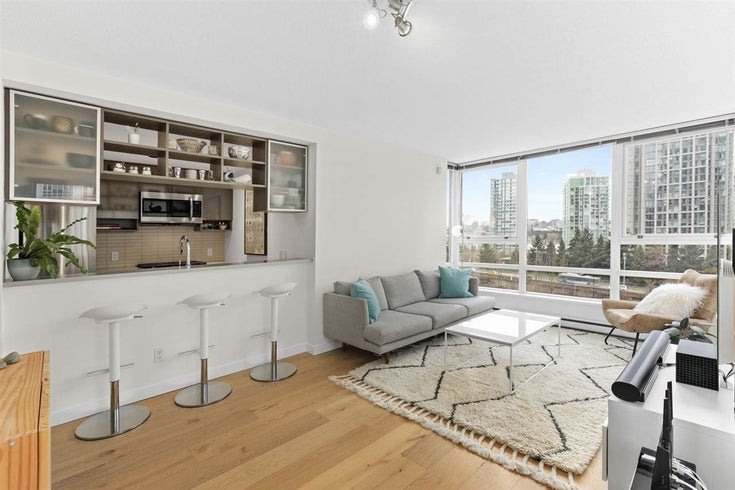 910 928 BEATTY STREET - Yaletown Apartment/Condo for sale, 1 Bedroom (R2541326)