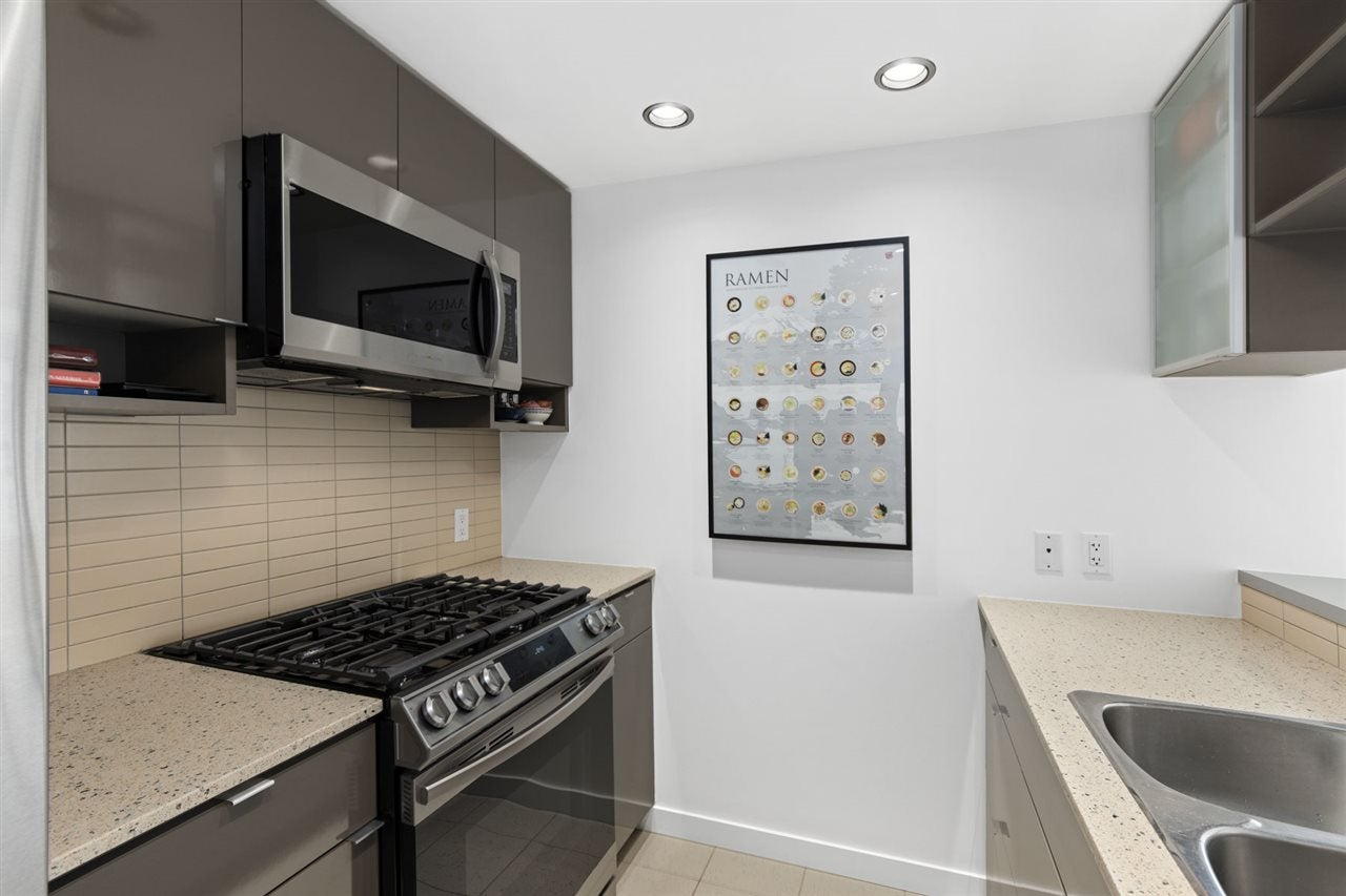 910 928 BEATTY STREET - Yaletown Apartment/Condo for sale, 1 Bedroom (R2541326) - #10