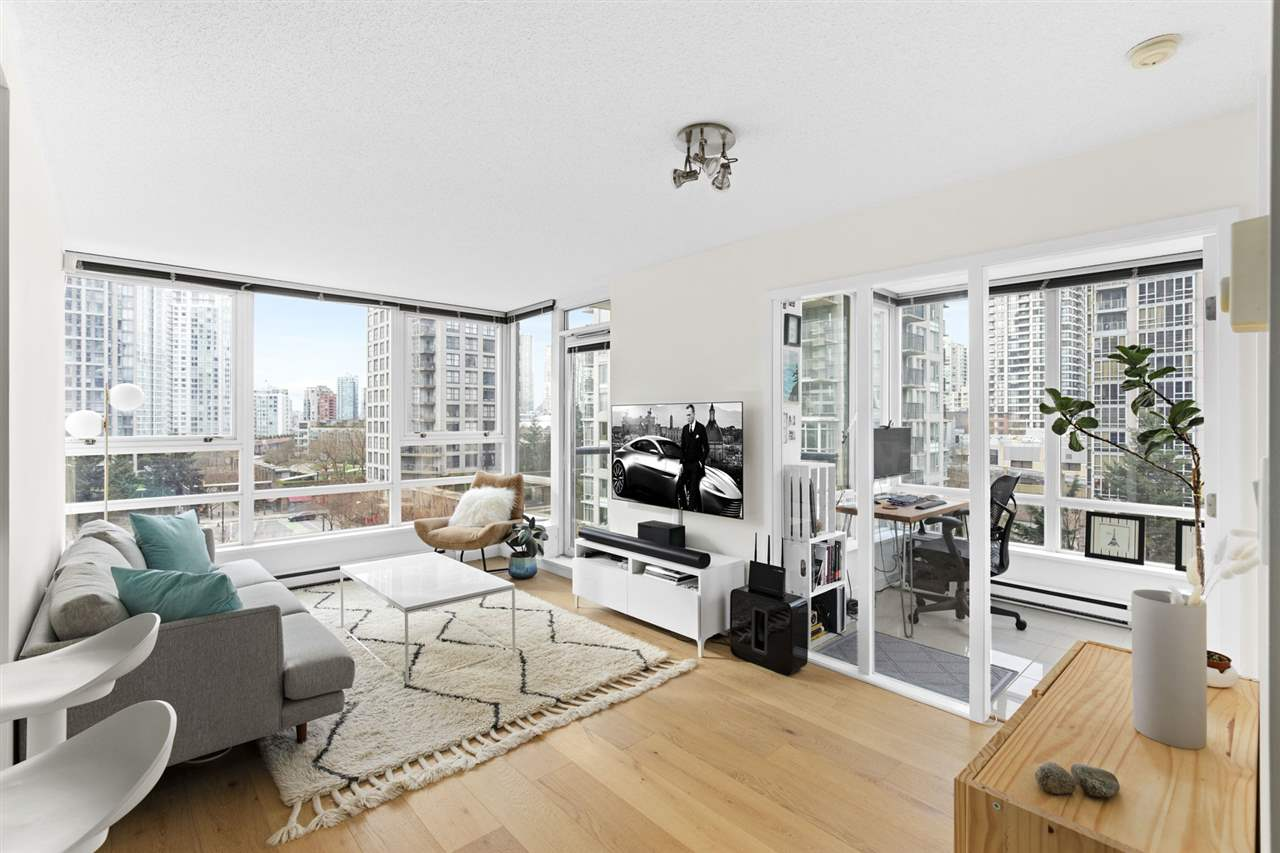 910 928 BEATTY STREET - Yaletown Apartment/Condo for sale, 1 Bedroom (R2541326) - #11