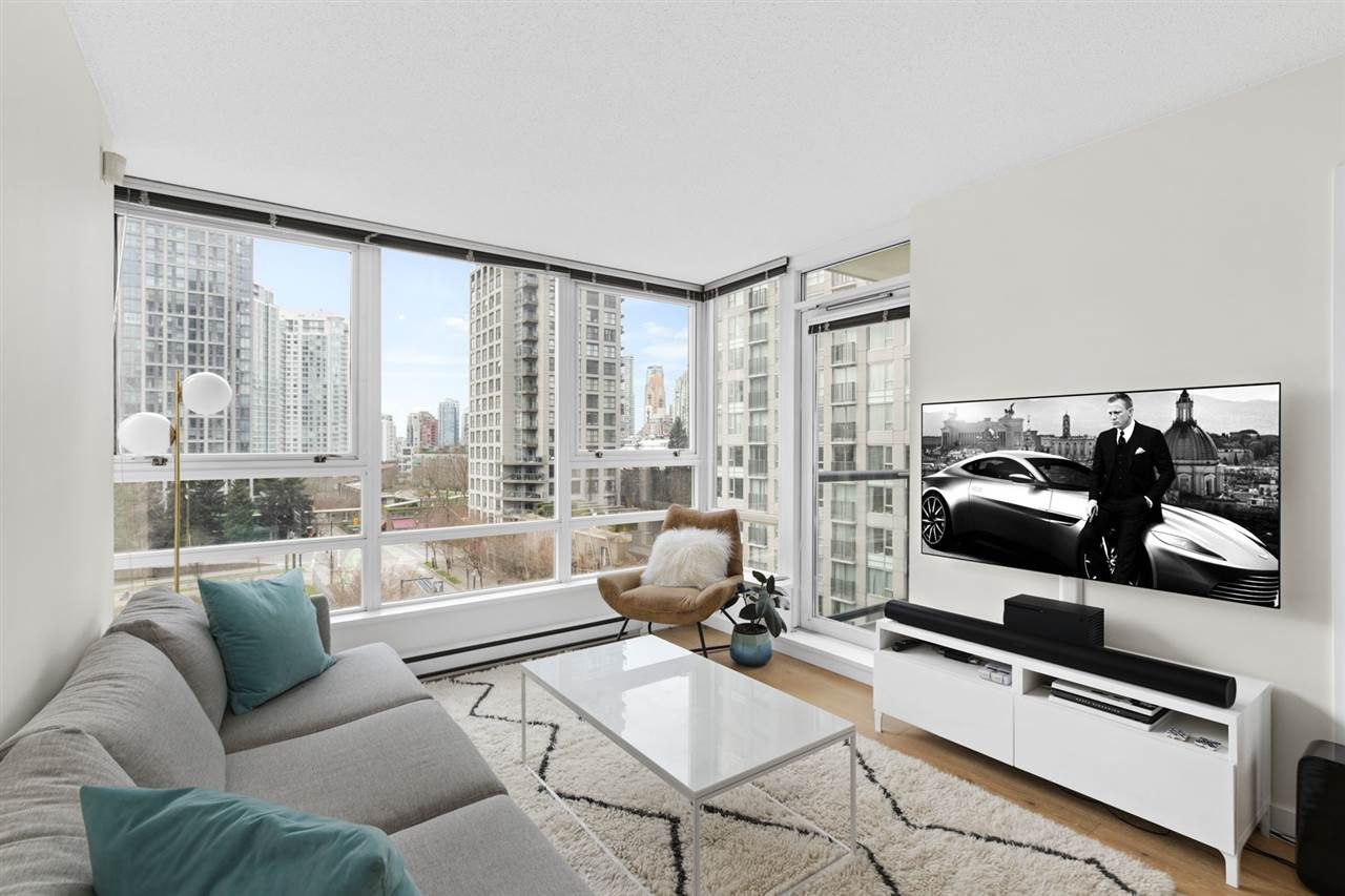 910 928 BEATTY STREET - Yaletown Apartment/Condo for sale, 1 Bedroom (R2541326) - #12