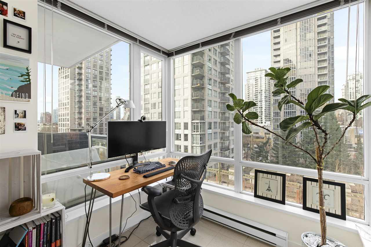 910 928 BEATTY STREET - Yaletown Apartment/Condo for sale, 1 Bedroom (R2541326) - #17