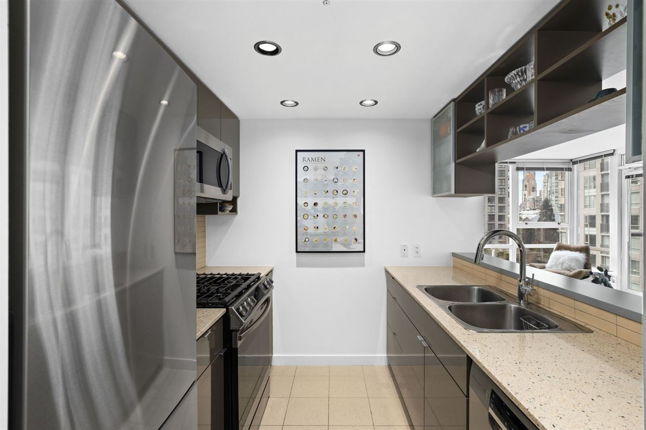 910 928 BEATTY STREET - Yaletown Apartment/Condo for sale, 1 Bedroom (R2541326) - #8