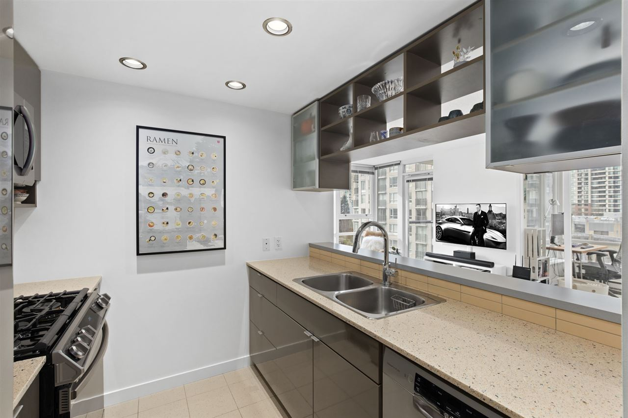 910 928 BEATTY STREET - Yaletown Apartment/Condo for sale, 1 Bedroom (R2541326) - #9