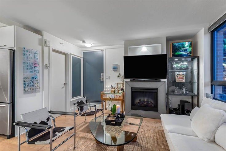 TH1 3298 TUPPER STREET - Cambie Townhouse for sale, 1 Bedroom (R2541344)