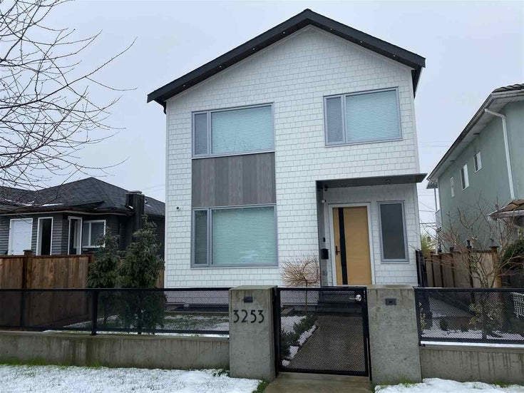 3253 E 22ND AVENUE - Renfrew Heights House/Single Family for sale, 7 Bedrooms (R2541364)