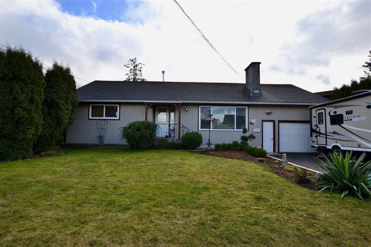 46626 ANDREWS AVENUE - Chilliwack E Young-Yale House/Single Family for sale, 2 Bedrooms (R2541401)