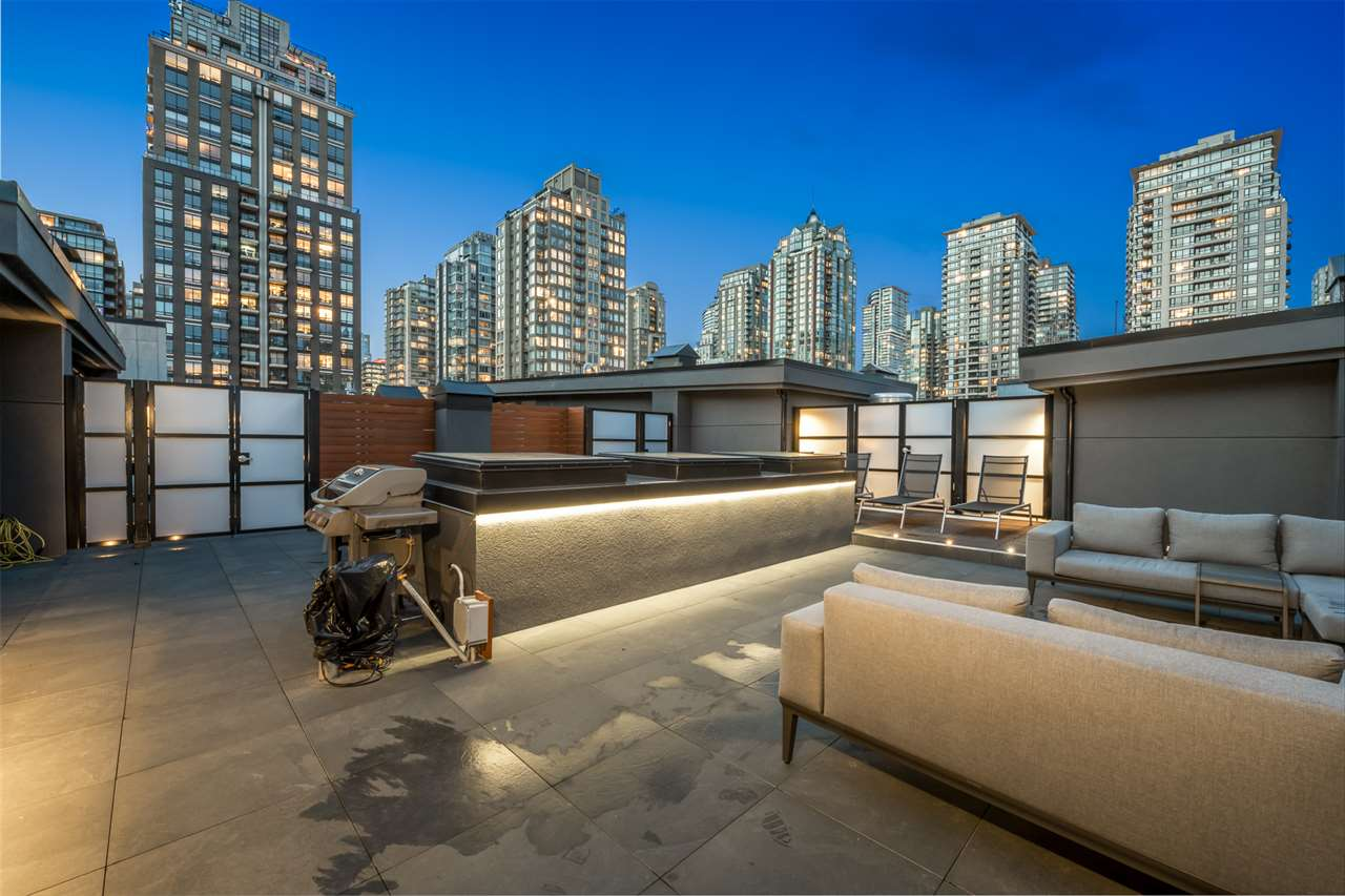 303 1066 HAMILTON STREET - Yaletown Apartment/Condo for sale, 1 Bedroom (R2541419) - #18