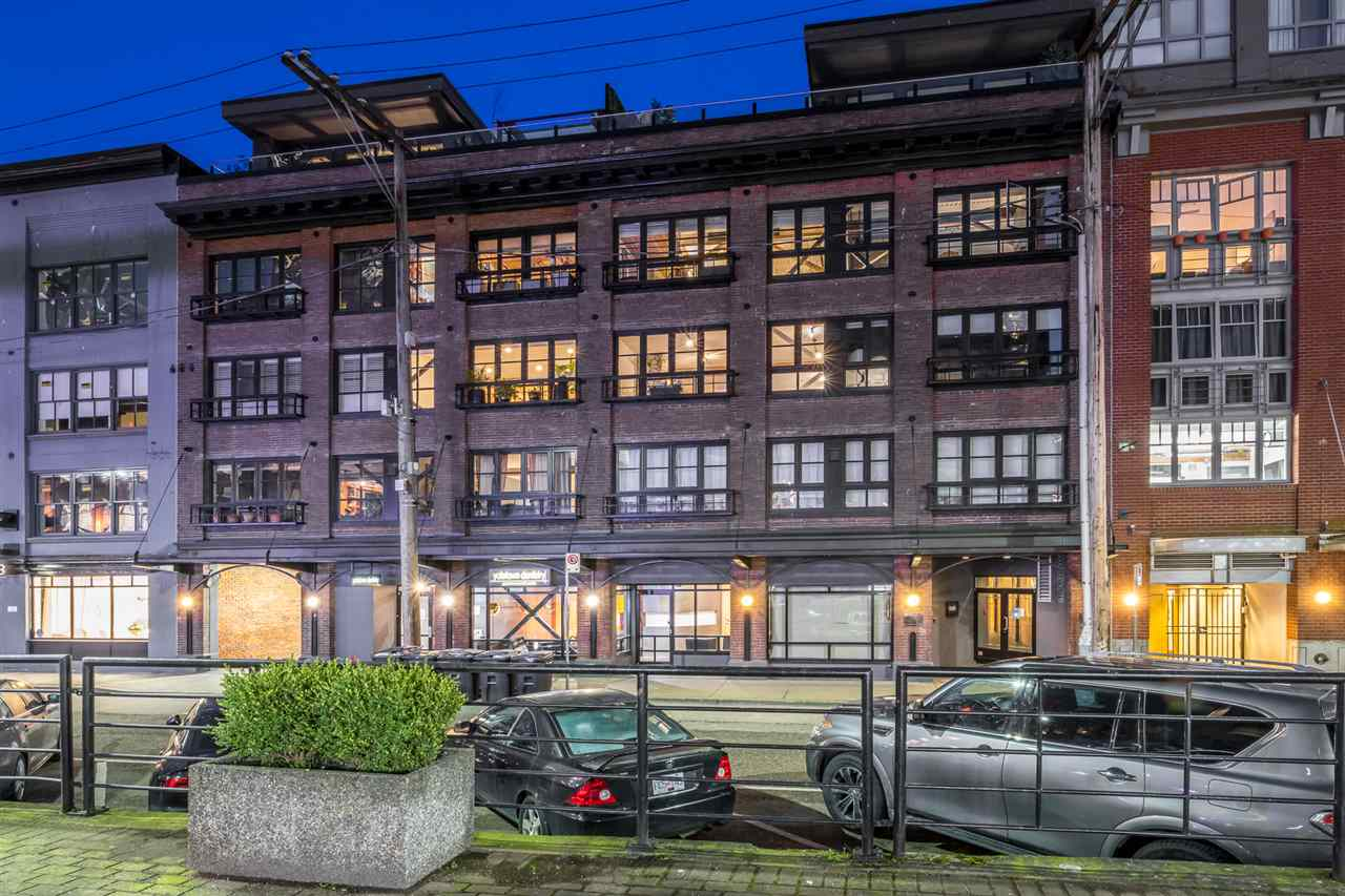 303 1066 HAMILTON STREET - Yaletown Apartment/Condo for sale, 1 Bedroom (R2541419) - #21