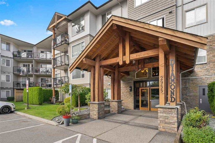 108 2955 DIAMOND CRESCENT - Abbotsford West Apartment/Condo for sale, 2 Bedrooms (R2541464)
