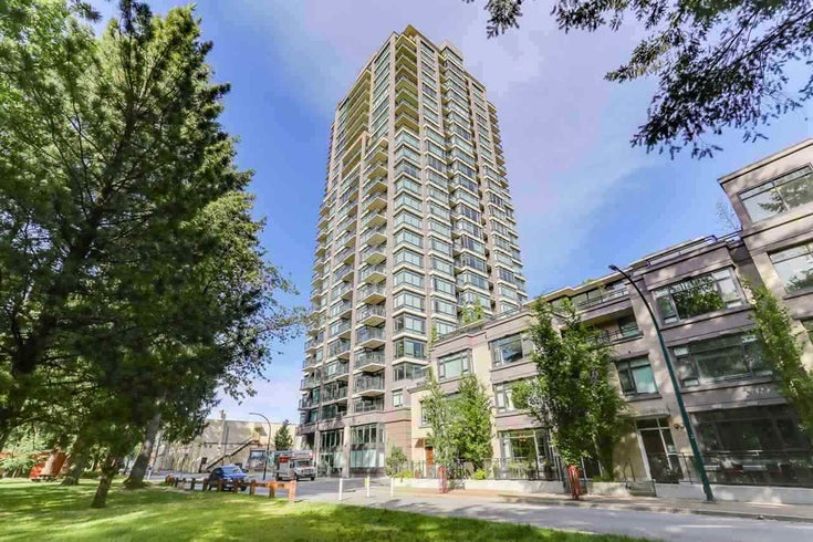 1705 2789 SHAUGHNESSY STREET - Central Pt Coquitlam Apartment/Condo for sale, 2 Bedrooms (R2541512)
