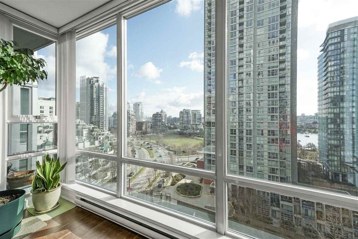 1201 1438 RICHARDS STREET - Yaletown Apartment/Condo for sale, 1 Bedroom (R2541514)