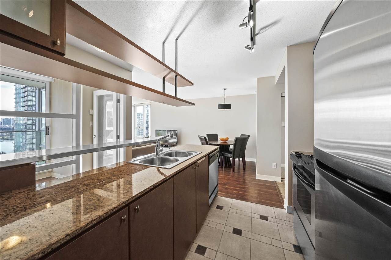 1201 1438 RICHARDS STREET - Yaletown Apartment/Condo for sale, 1 Bedroom (R2541514) - #11