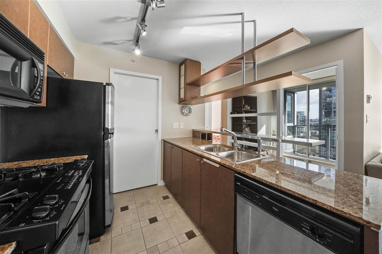 1201 1438 RICHARDS STREET - Yaletown Apartment/Condo for sale, 1 Bedroom (R2541514) - #13