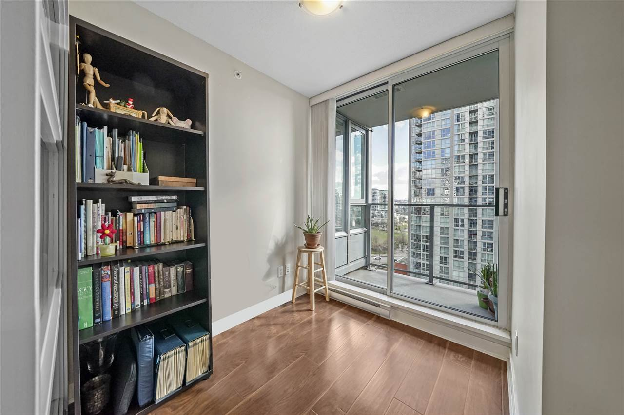 1201 1438 RICHARDS STREET - Yaletown Apartment/Condo for sale, 1 Bedroom (R2541514) - #16