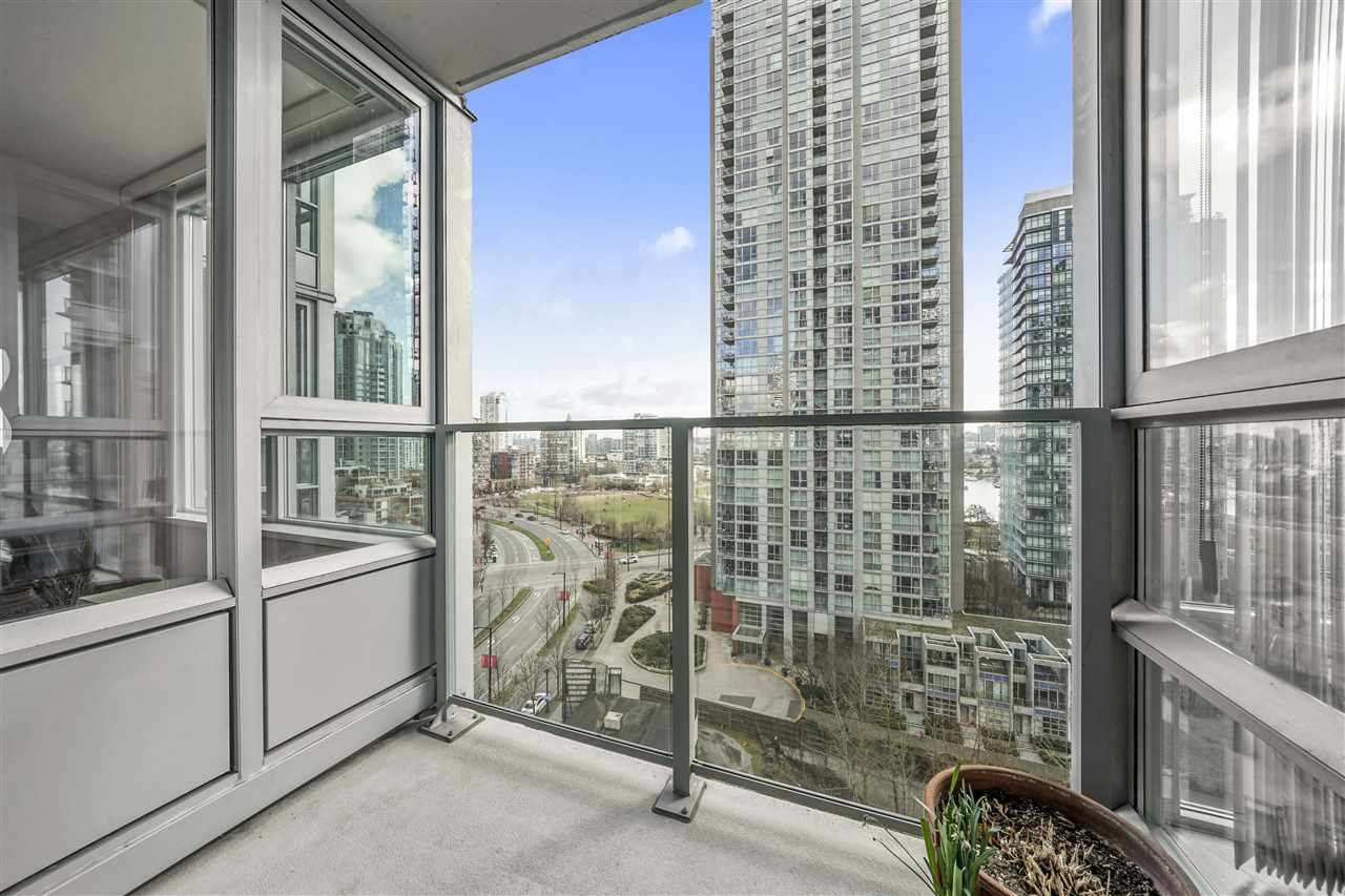 1201 1438 RICHARDS STREET - Yaletown Apartment/Condo for sale, 1 Bedroom (R2541514) - #17