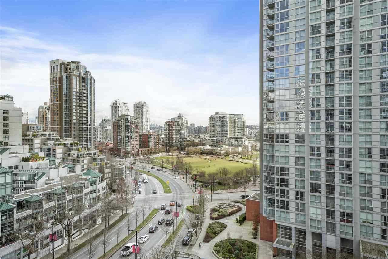 1201 1438 RICHARDS STREET - Yaletown Apartment/Condo for sale, 1 Bedroom (R2541514) - #2