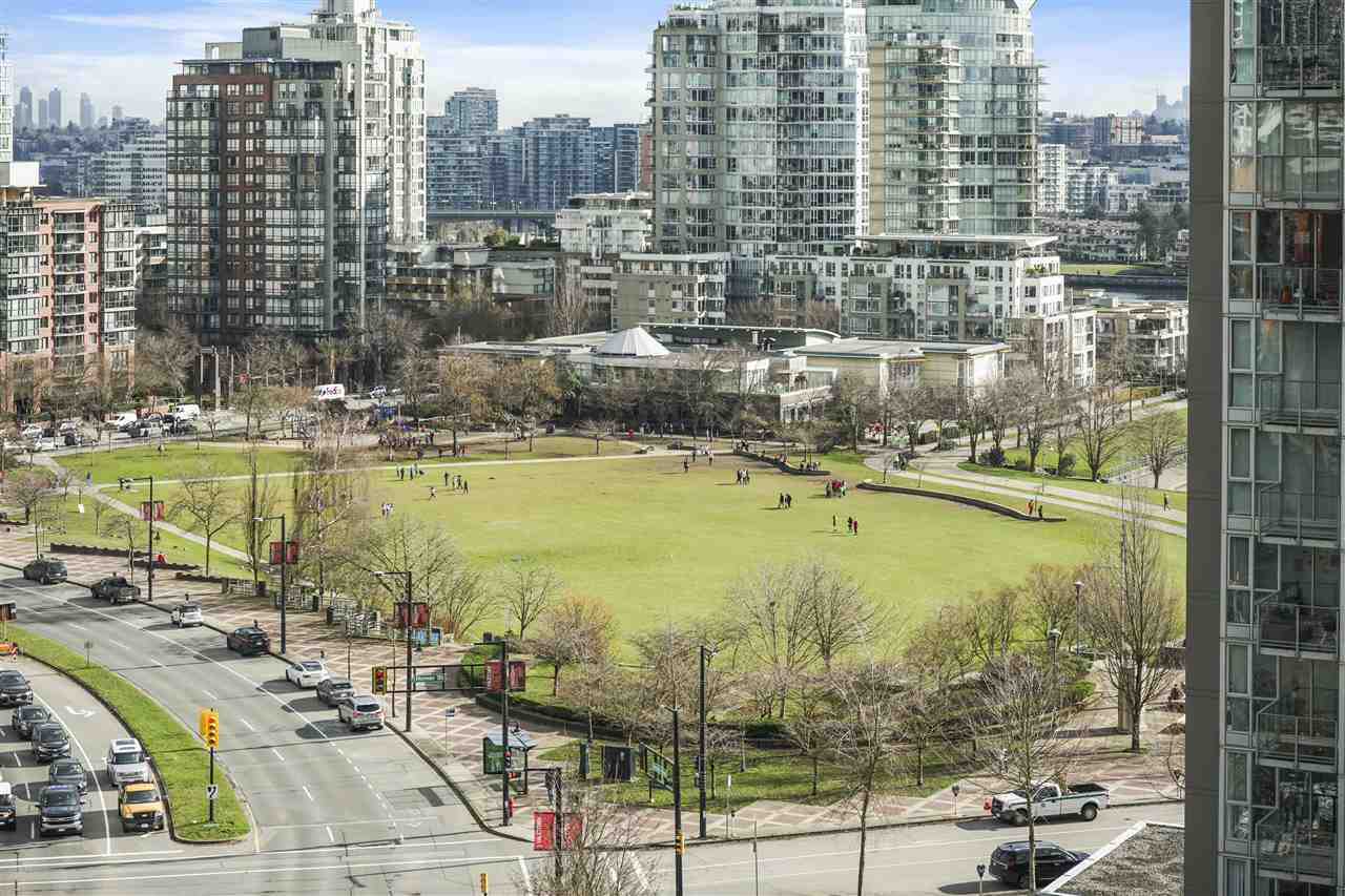 1201 1438 RICHARDS STREET - Yaletown Apartment/Condo for sale, 1 Bedroom (R2541514) - #3