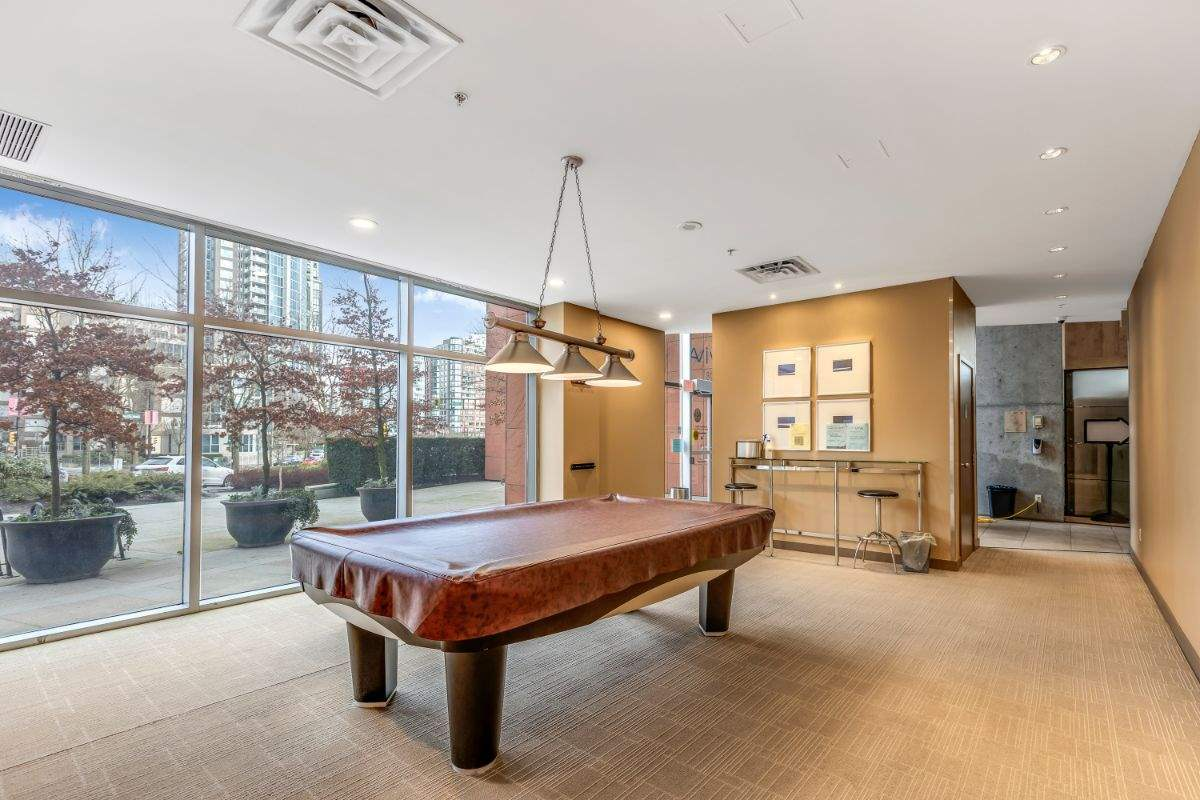 1201 1438 RICHARDS STREET - Yaletown Apartment/Condo for sale, 1 Bedroom (R2541514) - #31