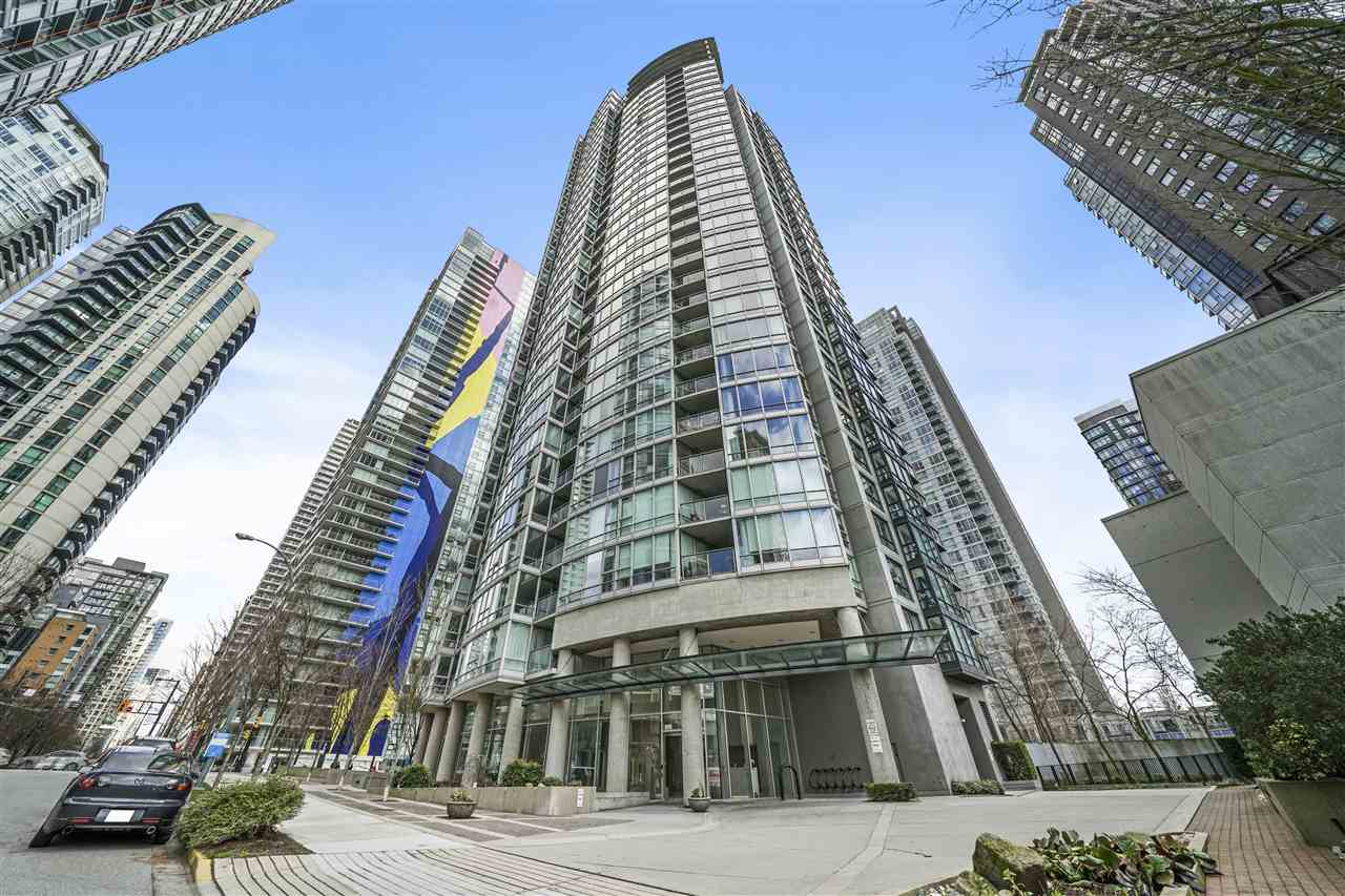 1201 1438 RICHARDS STREET - Yaletown Apartment/Condo for sale, 1 Bedroom (R2541514) - #35