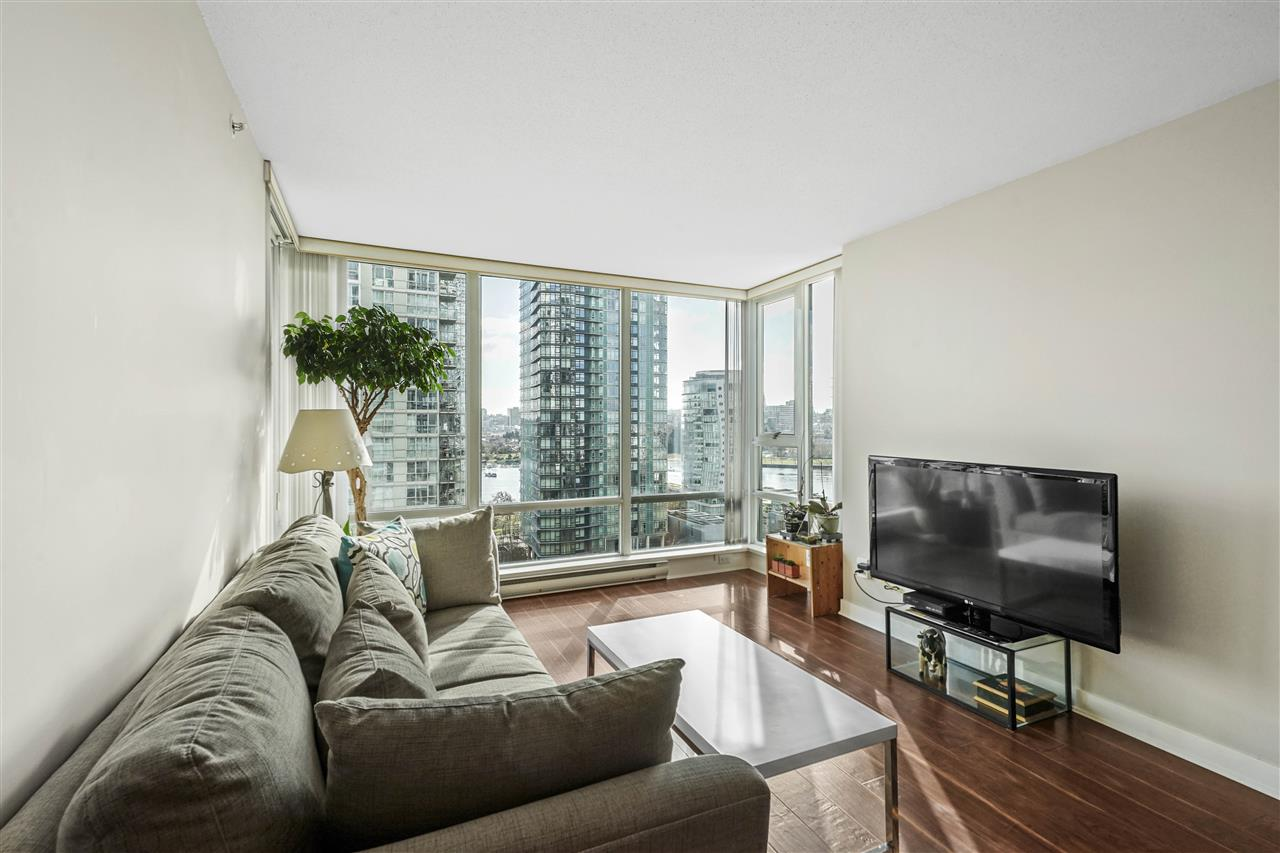 1201 1438 RICHARDS STREET - Yaletown Apartment/Condo for sale, 1 Bedroom (R2541514) - #4