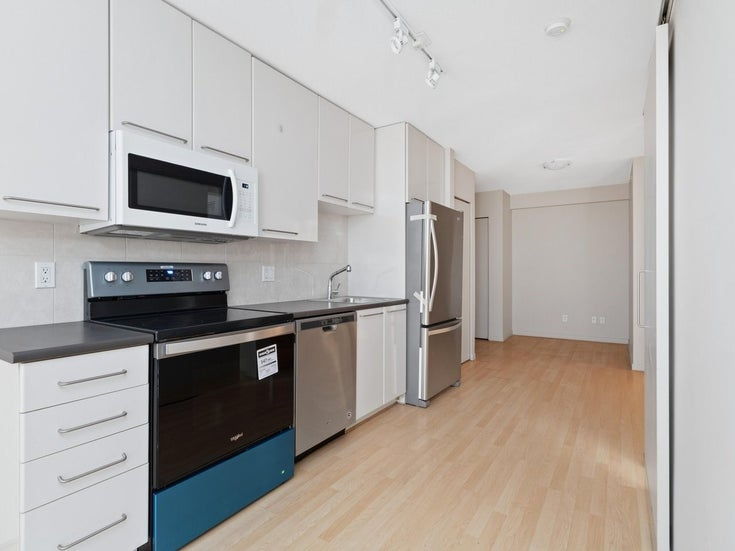 406 828 CARDERO STREET - West End VW Apartment/Condo for sale, 1 Bedroom (R2541517)