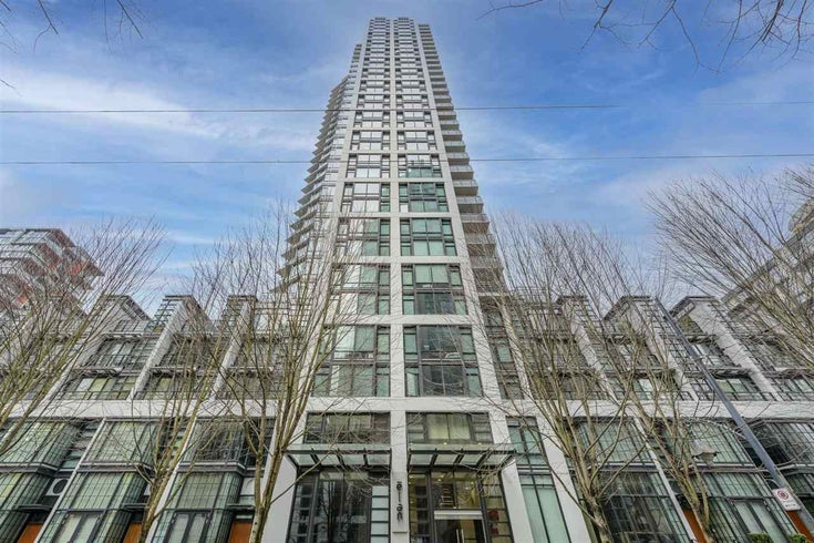 1203 1255 SEYMOUR STREET - Downtown VW Apartment/Condo for sale, 1 Bedroom (R2541522)