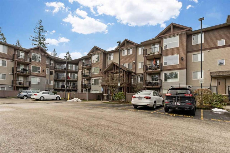 211 2581 LANGDON STREET - Abbotsford West Apartment/Condo for sale, 2 Bedrooms (R2541546)