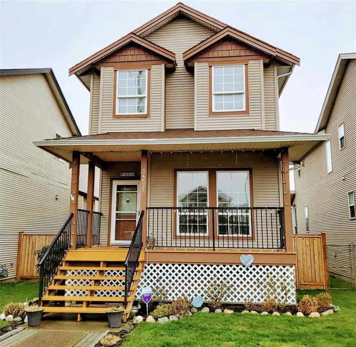34627 5TH AVENUE - Poplar House/Single Family for sale, 3 Bedrooms (R2541582)