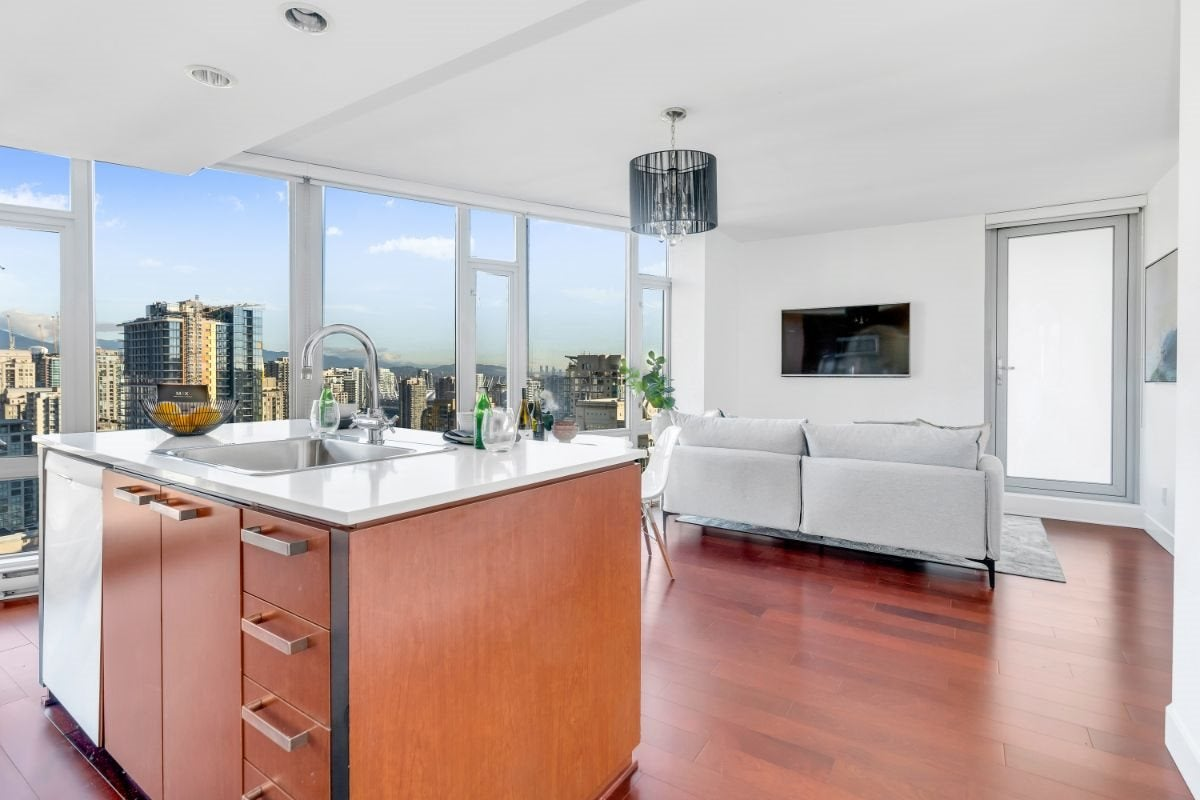 2901 1255 SEYMOUR STREET - Downtown VW Apartment/Condo for sale, 2 Bedrooms (R2541587) - #1