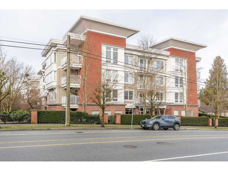 201 12283 224 STREET - West Central Apartment/Condo for sale, 2 Bedrooms (R2541588)