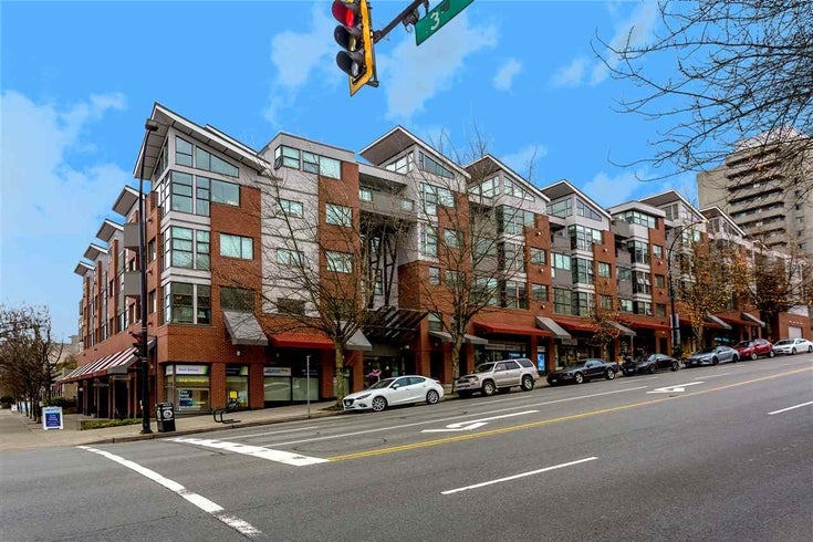 306 305 LONSDALE AVENUE - Lower Lonsdale Apartment/Condo for sale, 2 Bedrooms (R2541602)
