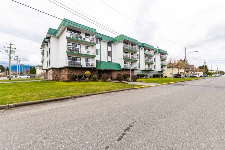 204 46374 MARGARET AVENUE - Chilliwack E Young-Yale Apartment/Condo for sale, 1 Bedroom (R2541621)